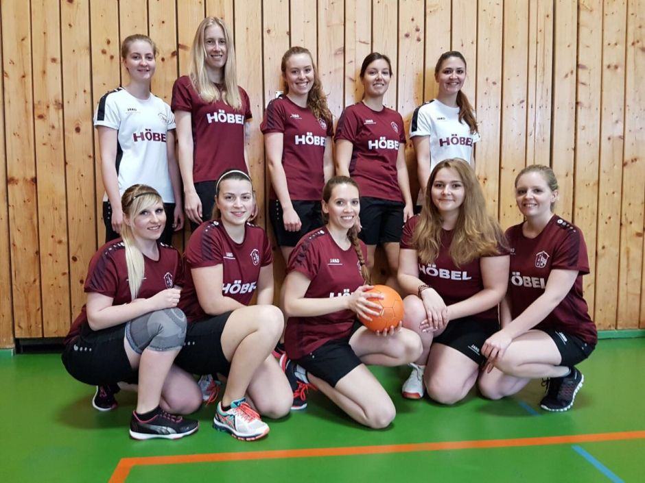 Korbball Damen